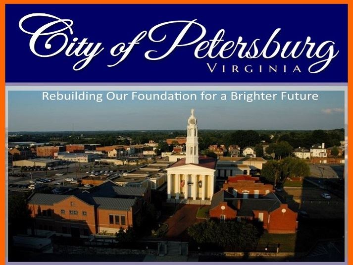 Petersburg Va Official Website Official Website
