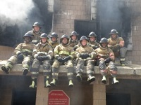 Firemen Group Picture