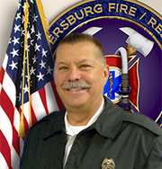 Fire Chief Dennis L. Rubin