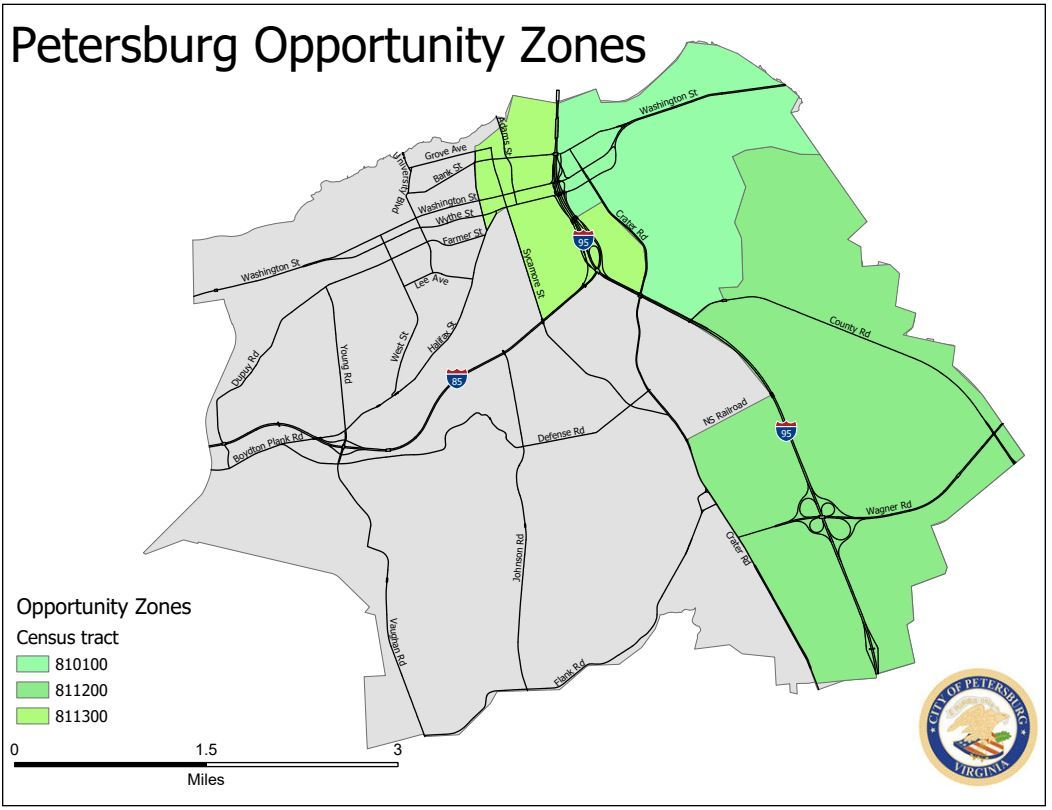 Pburg Opportunity Zone